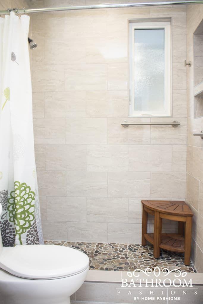 Rise Bathroom Fashions - Double Bath Reno Dream Bathroom