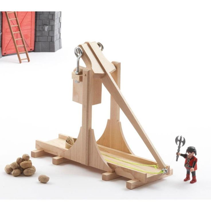 How To Make A Simple Lego Trebuchet Woodworking Projects Plans