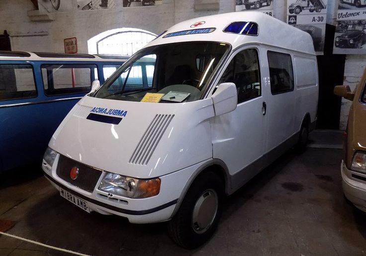 Mibra 2000 Amb, 1997 [Auta5P ID:22172 CZ]