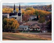 Medicine Hat, Alberta, Canada  I lived right beside this church