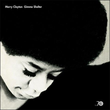 Merry Clayton - Gimme Shelter Colored Vinyl LP
