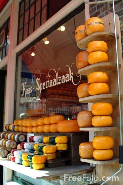 Edam-Cheese - Holland.    ASPEN CREEK TRAVEL - karen@aspencreektravel.com