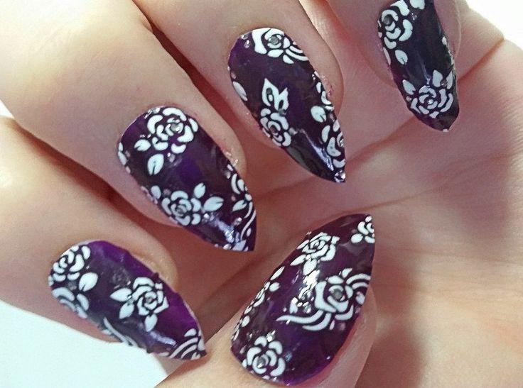 57 best Nail Art images on Pinterest | Acrylic nail designs, Acrylic ...