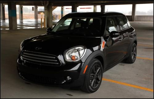 Mini Cooper Countryman - MINE! <3