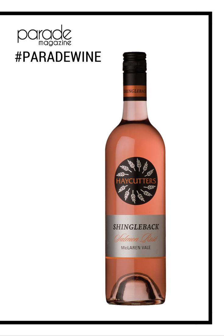 #paradewine Shingleback. McLaren Vale Haycutters  Salmon Rosé 2014. Ahh, pretty colour with a fine, gently sweet feel. Some stickiness in texture, but the wine finishes lemony, perky and refreshing. Simple stuff, but done very well and the fruit is left mostly to its own devices while offering a good, clean, sweet hit. Fit for purpose. 11.5% #parade #norwood #adelaide #wine #southaustralia #winedesign