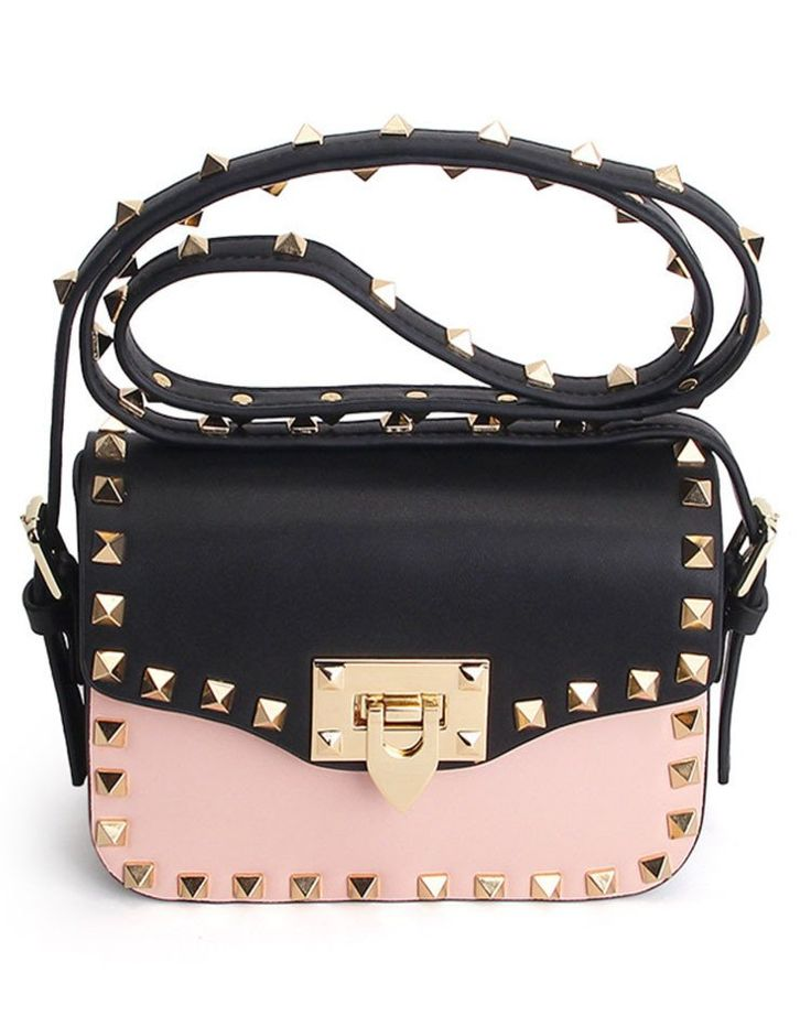 valentina black purse