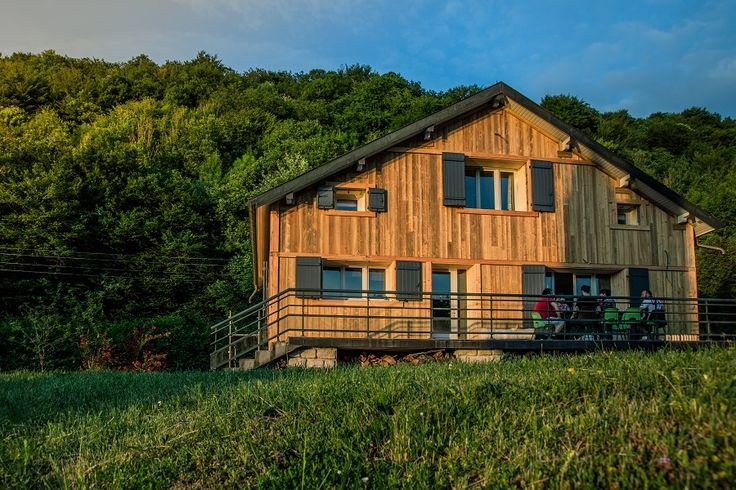 Location Vacances Gîtes de France - Domaine Du Lac De Chambly parmi 55000 Gîte en Jura, Franche Comté