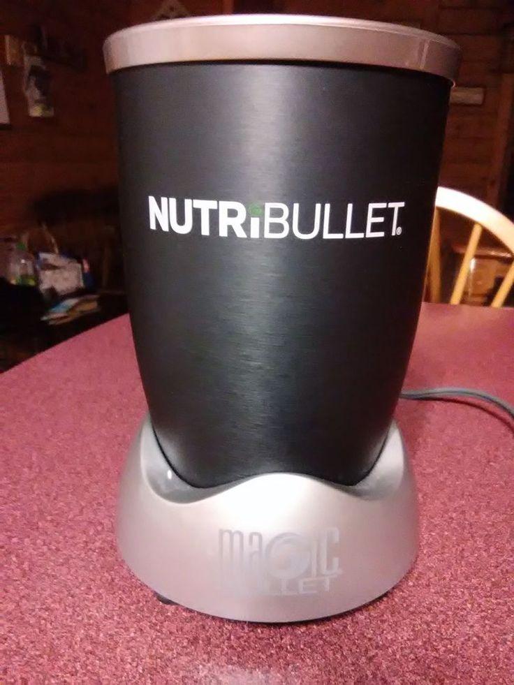 Nutri Bullet by Majic Bullet Excellent condition, NUTRI BULLET  #MAJICBULLET