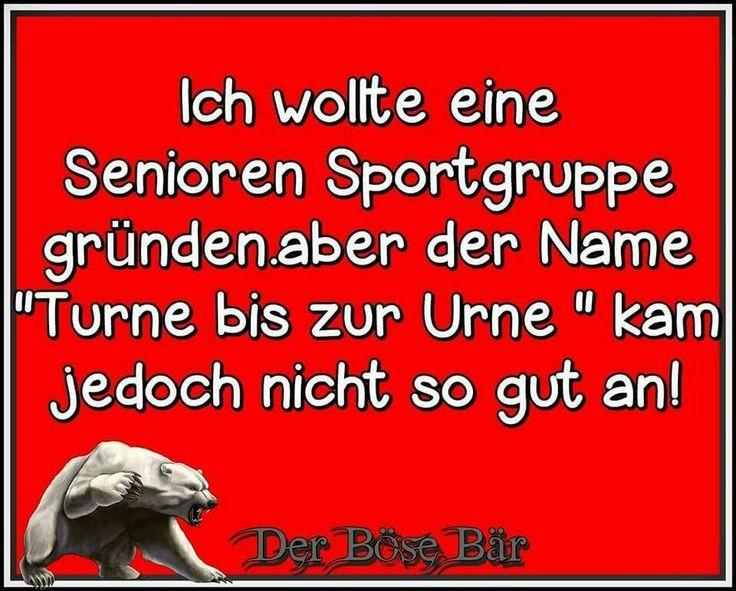 Senioren Sportgruppe