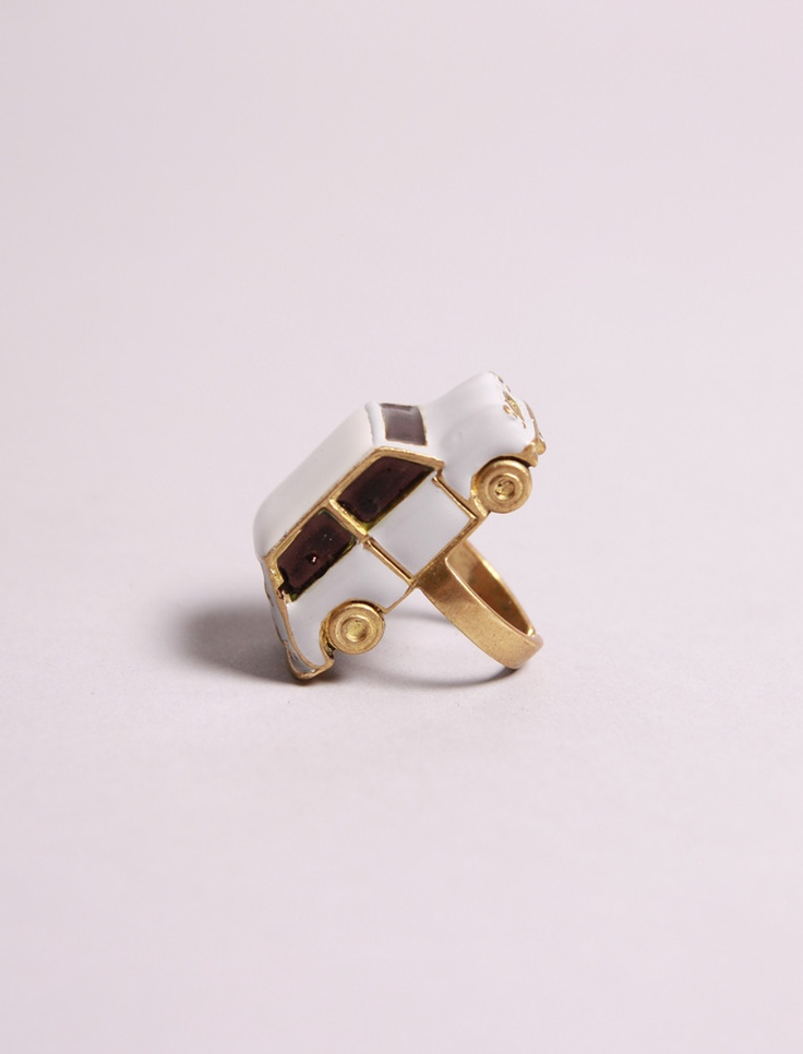 MINI COOPER RING!!!! I am so obsessed with mini coopers! <3 <3 <3
