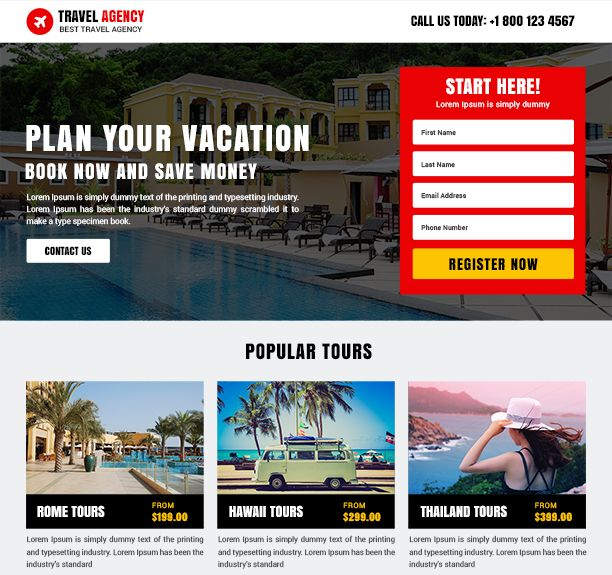 49 best images about Landing Pages Design on Pinterest