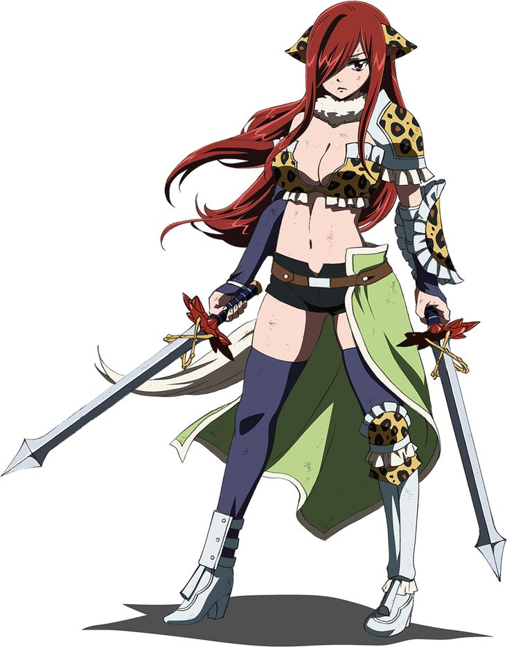 Flight Armor (飛翔の鎧 Hishō no Yoroi) is one of Erza Scarlet's armors. Featuring very few armored...