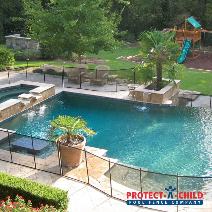 Great Our Removable Pool Fence With Unbreakable, Fiberglass Posts Provides You  With Peace Of Mind About The Safety Of Your Pool. Get Your Free Quote Today!