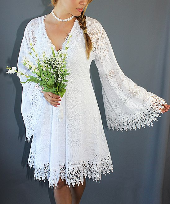 Wedding Dresses With Bell Sleeves: Best 25+ Bell Sleeve Dress Ideas On Pinterest