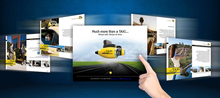 ThinkBAG created a digital presentation in both English and Greek, with animated slides, for the business to business (B2B) communication of the company for meetings with its corporate clients.