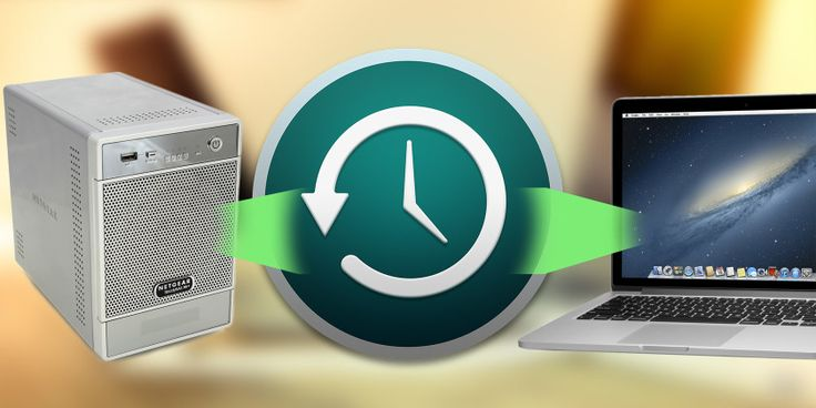 Turn Your NAS Or Windows Share Into A Time Machine Backup