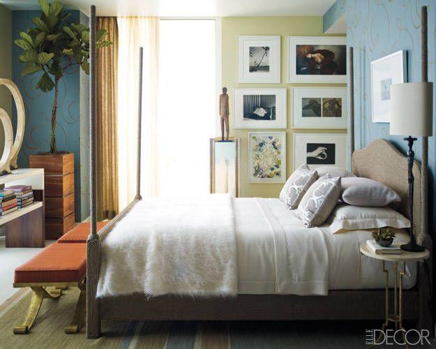 A Guest Bedroom, By Juan Carlos Arcila Duque