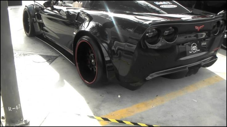 2007 Corvette Tires