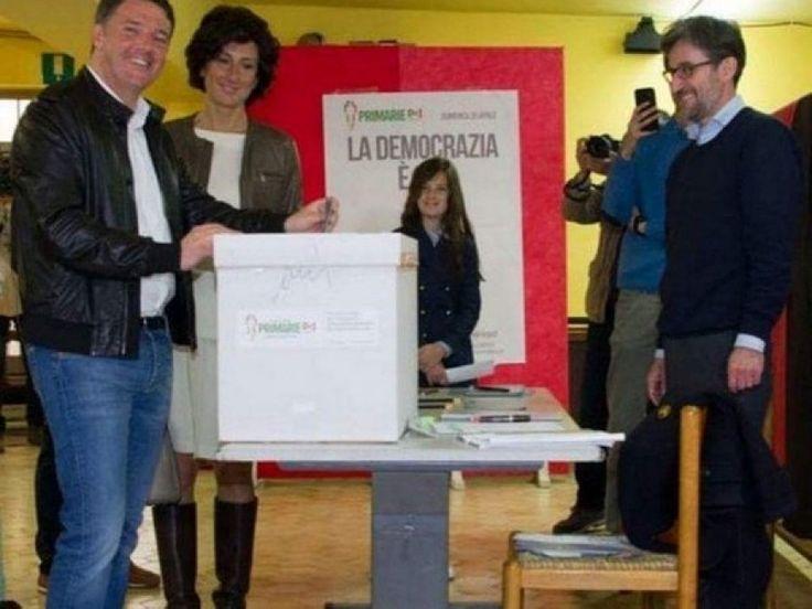 Renzi si riprende il Pd, oltre il 70% dei voti. Orlando al 20% e Emiliano al 8%