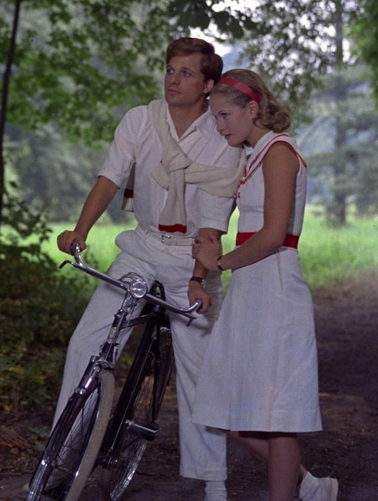 Dominique Sanda, Fabio Testi - Le Jardin des Finzi-Contini (Vittorio De Sica, 1970)