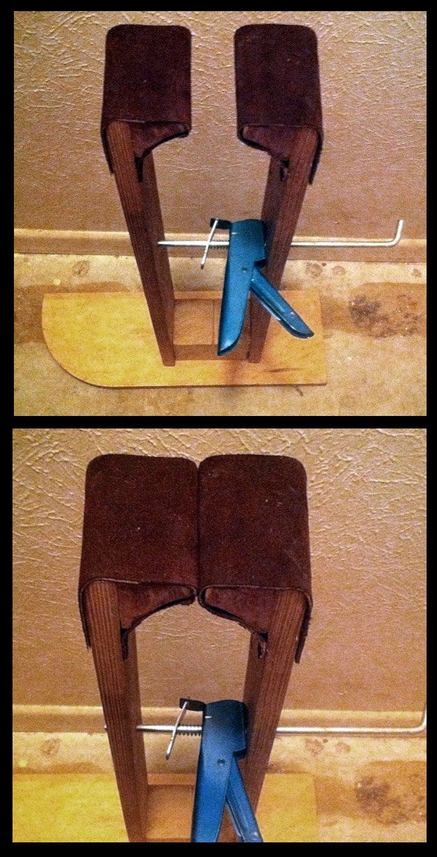 Make your own damn stitching pony.