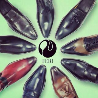 Exclusive FERI Leather Shoes www.gwtcorp.com/chiomzy  #shoes