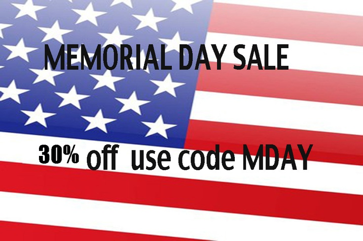 memorial day promotions for military