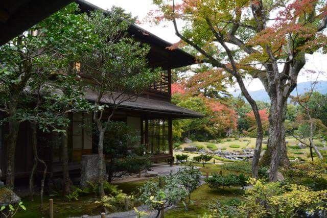 Murin An Kyoto Japanese Garden Outdoor Garden