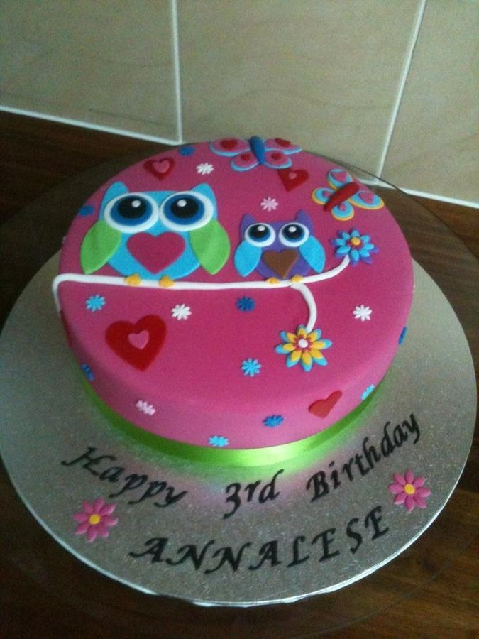 11 best cake ideas images on Pinterest Owl cakes Cake ideas and