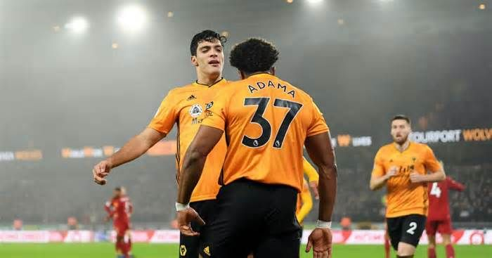 Latest News For Wolves Traore And Jimenez Set Record In Liverpool Defeat In 2020 Liverpool Liverpool England Records