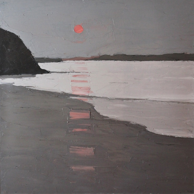 Title: Morfa Conway  Artist: Sir Kyffin Williams (1918-2006, British)  Materials/Techniques: Oil on canvas