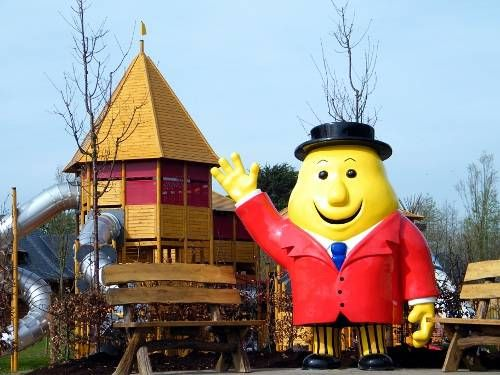 Tayto Park is just 20 minutes from Dublin Airport Manor and is a great day out for the whole family