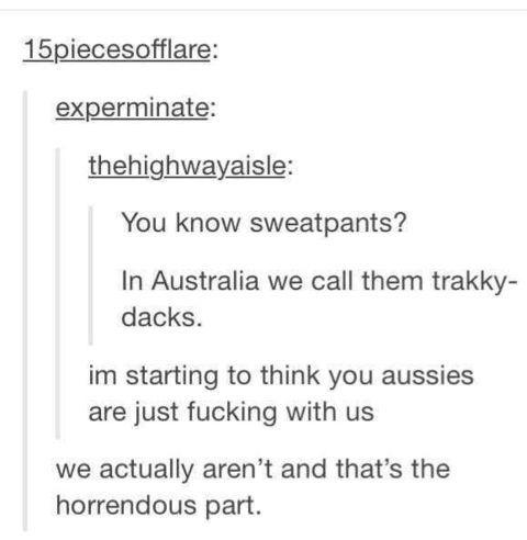 Trakky-dacks