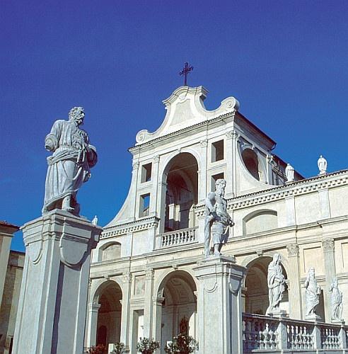 San Benedetto Po, Abbazia Polironiana #Mantova #Mantua #Italia #Italy #colline #moreniche #hills #morainic