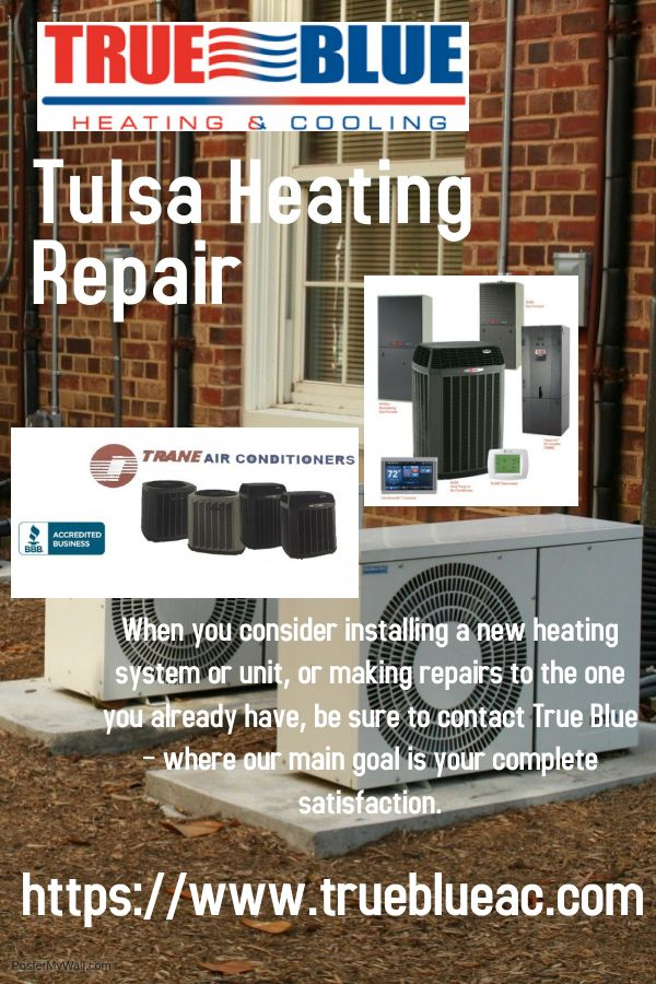 True Blue Is Ready To Serve All Of Your Commercial Heating And Air