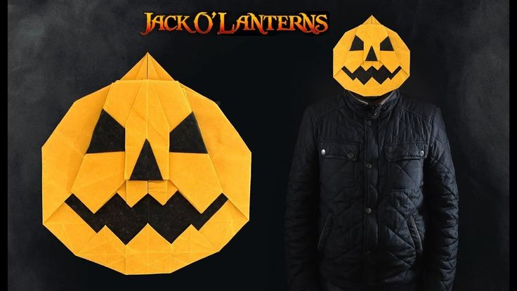 HALLOWEEN  Origami Jack-O'-Lantern tutorial (Itsuki Minami) 折り紙 ジャクランタン pumpkin calabaza Kürbis: PLEASE SUBSCRIBE! : https://www.youtube.com/user/Marianozb?sub_confirmation=1 LIKE US ON FACEBOOK!  http://ift.tt/2isLRM5 FOLLOW ME ON INSTAGRAM!  http://ift.tt/2iomE26 LOOK AT MY FLICKR:  http://ift.tt/2it0kHV VISIT MY WEBSITE:  http://ift.tt/2iokXBV  Cómo hacer una calabaza (Jack o' Lantern) en origami  Diseñado por Itsuki Minami  ========================================   Nivel de dificultad…