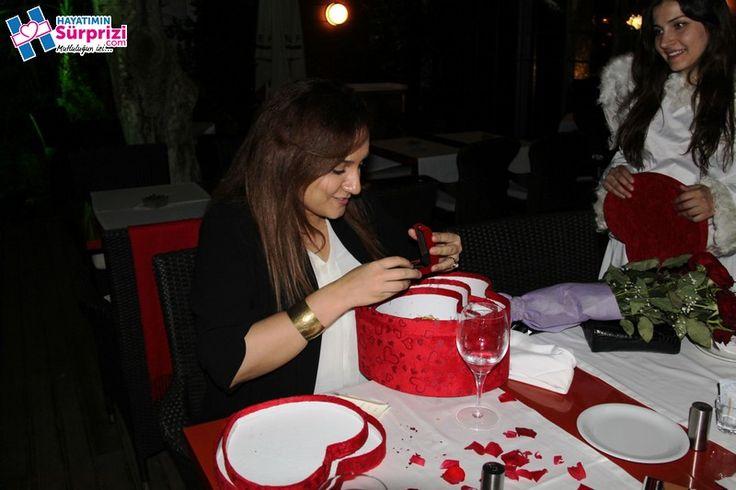 Evlilik Yıldönümü Sürprizi - Surprise for Anniversary