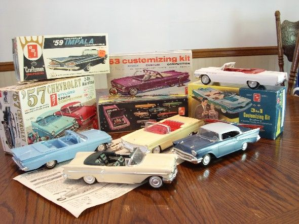 1960s 1/25th Scale Models  Scale Model Cars  Pinterest  Models, Cars and Kansas city