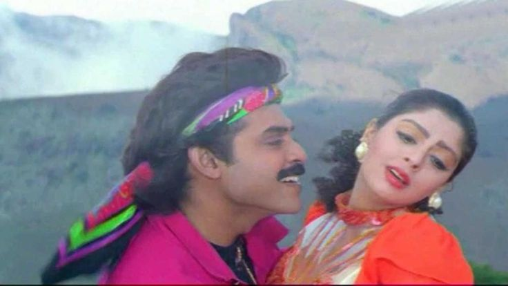 Venkatesth & Nagma Romantic Song - Natu Kodi Pettoyamma Song | Sarada Bu...