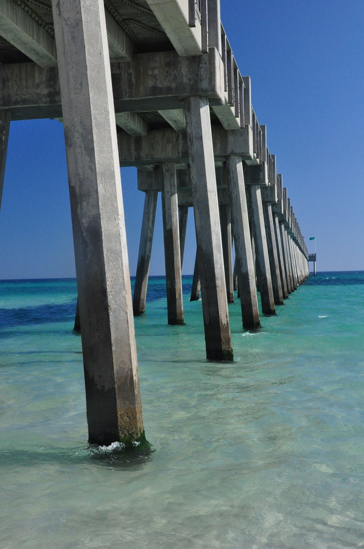 1000 images about things to do see in pensacola beach for Pensacola beach fishing pier