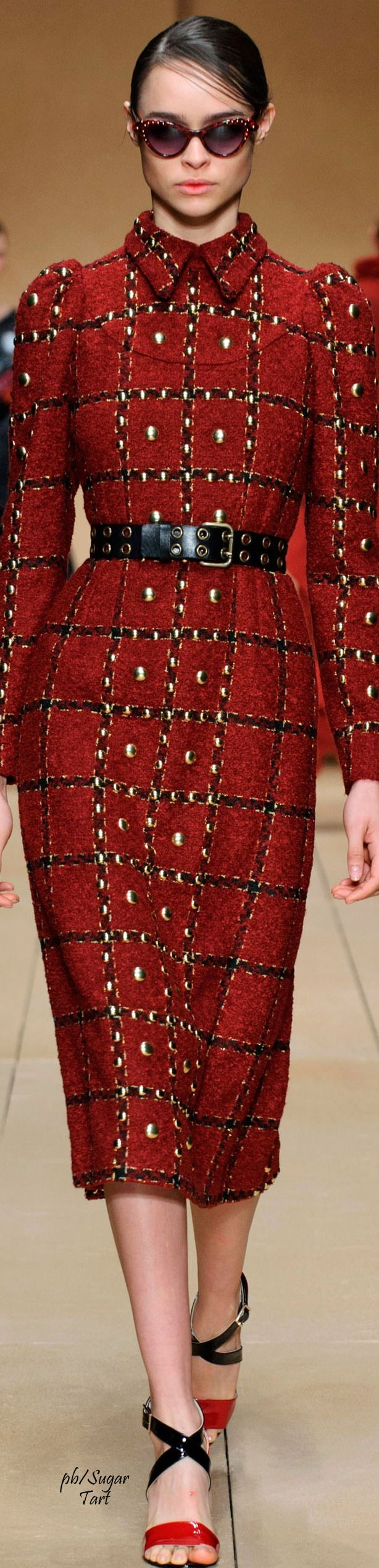 Laura Biagiotti Fall 2016 women fashion outfit clothing style apparel @roressclothes closet ideas