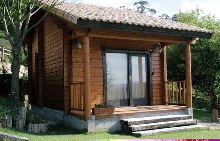 14 best images about casa hormig n on pinterest madeira for Fotos de casas prefabricadas