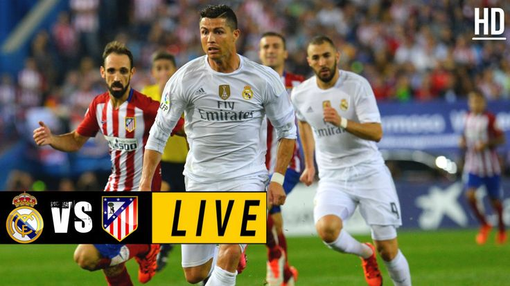 Real Madrid vs Atletico Madrid LIVE / May 02, 2017