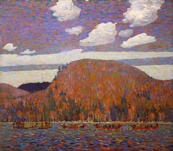 Tom Thomsen- Pointers (1916)