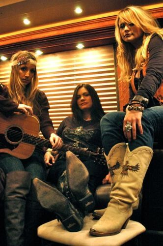 The Pistol Annies. Can't wait to see them again!!
