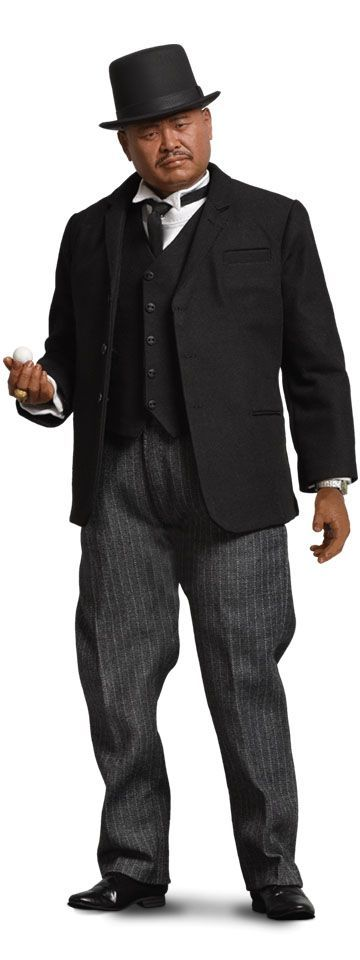 James Bond Goldfinger Collector Figure Series Action Figure 1/6 Oddjob 30 cm
