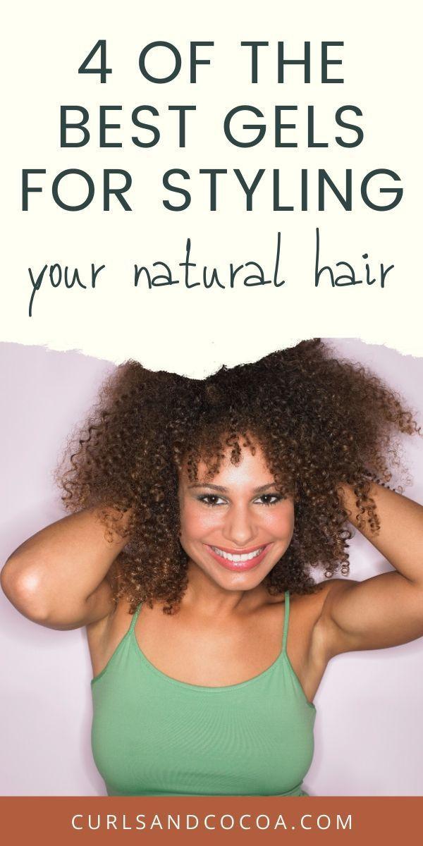 Best Gel For Natural Hair Styles Natural Hair Gel Natural Hair