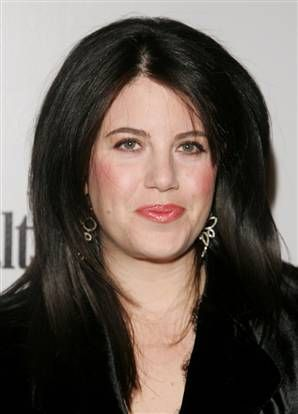 Monica Lewinsky- met her at the Dramam Book show in NYC as Alan Cummings Date