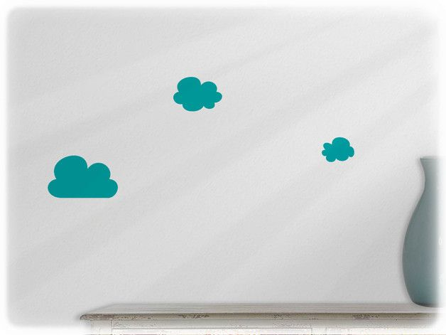 10 best ideas about wandtattoo wolken on pinterest. Black Bedroom Furniture Sets. Home Design Ideas