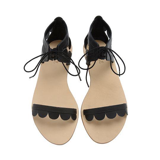 Marmy Scallop Sandal | Loeffler Randall